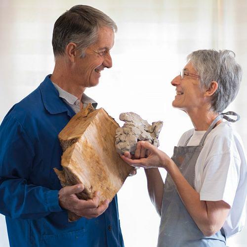 Ann et Albert Xhrouet