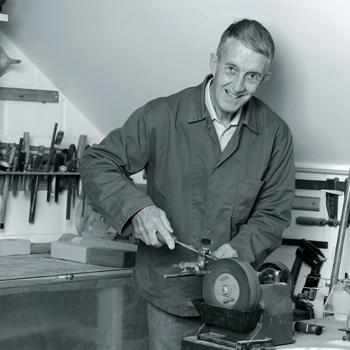 Terre et Bois. Albert Xhrouet tourneur sur bois.