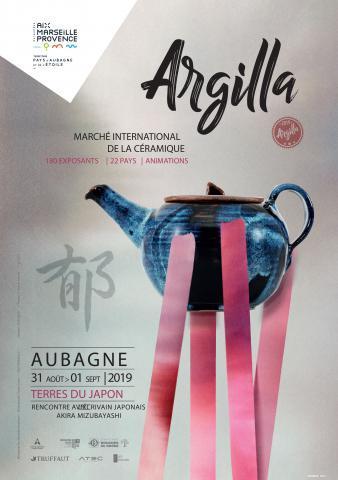 Argilla Aubagne 2019